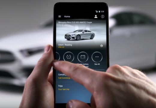 Quelles fonctionnalités d'une application pour voiture ?